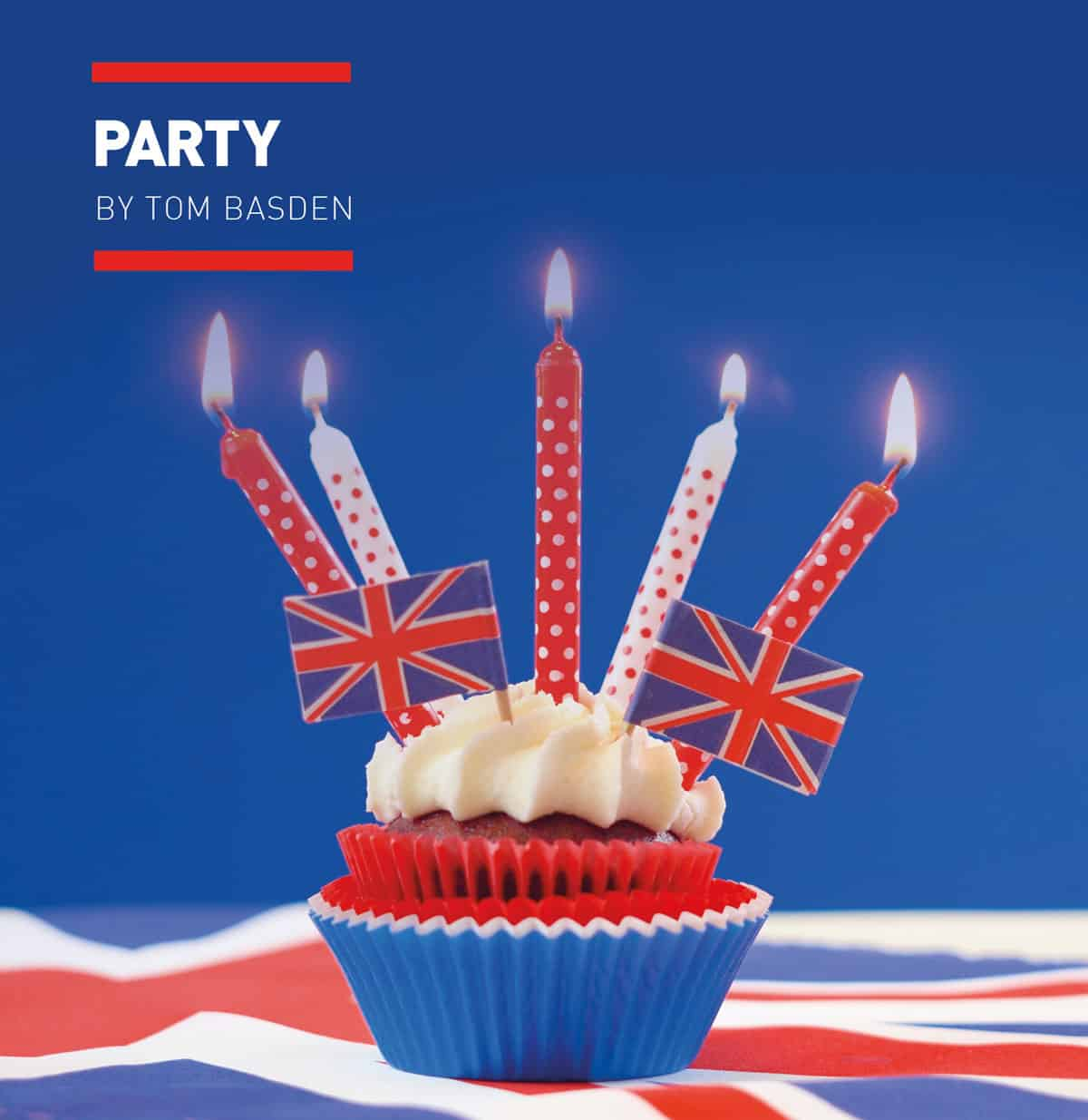 Party by Tom Basden, radio play from Masquerade Theatre